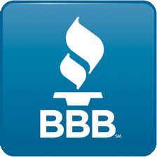 Follow us on bbb