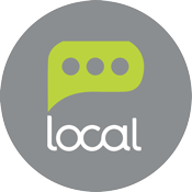 Follow us on local